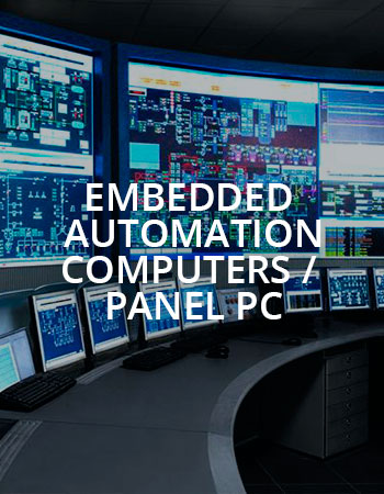 EMBEDDED AUTOMATION COMPUTERS / PANEL PC